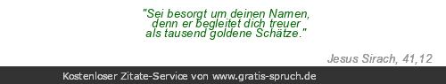Kostenlose Sprüche auf Gratis-Spruch.de